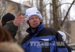 OSCE kêu gọi các bên xung đột ở Donbass rút vũ khí