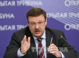 Nghị sĩ Nga: Ép ông Flynn từ chức vì liên hệ với Đại sứ Nga là điều tồi tệ