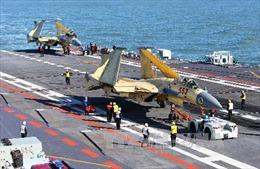 IISS: Vũ khí Trung Quốc 'gần ngang bằng' với phương Tây