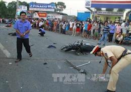 Lộ diện tài xế gây tai nạn liên hoàn khiến hai trẻ em tử vong