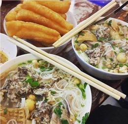 'Bản đồ' ẩm thực ngõ Trung Yên