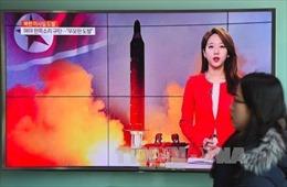 Việt Nam bày tỏ quan ngại trước việc Triều Tiên bắn thử tên lửa đạn đạo
