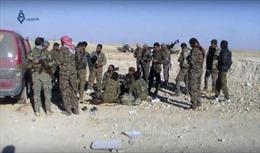 Các thủ lĩnh IS tháo chạy khỏi Raqqa