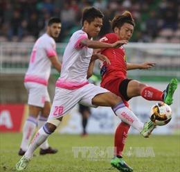 Than Quảng Ninh và CLB bóng đá TP HCM chiến thắng, Becamex Bình Dương  thua trên sân nhà