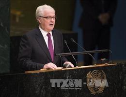 Nước Nga và cộng đồng quốc tế đánh giá cao cố Đại sứ Nga tại LHQ