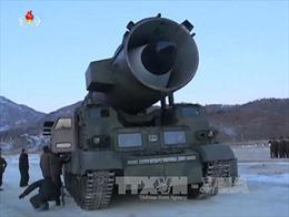 Triều Tiên vẫn phát triển khả năng đánh chặn toàn diện bằng vũ khí hạt nhân