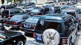 Từ 1/3, Hà Nội thí điểm khoán kinh phí sử dụng xe ô tô công