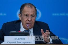 Nga chờ Mỹ cụ thể hóa đề xuất giải quyết khủng hoảng Syria