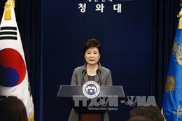 Tòa án Hiến pháp giữ nguyên thời điểm luận tội Tổng thống Park Geun-he