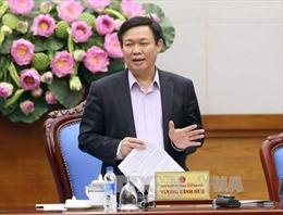 Phó Thủ tướng Vương Đình Huệ: Việt Nam là thành viên tích cực trong bảo vệ môi trường