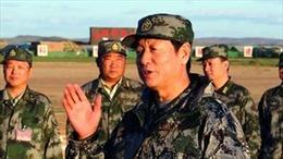 Thượng tướng quân đội Trung Quốc bị bãi miễn tư cách đại biểu quốc hội