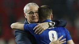 Jamie Vardy: 'Nói tôi phản bội Claudio Ranieri là bịa đặt, vô căn cứ và gây tổn thương hết sức'