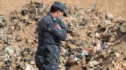 Iraq phát hiện hố chôn 500 thi thể tù nhân gần thành phố Mosul