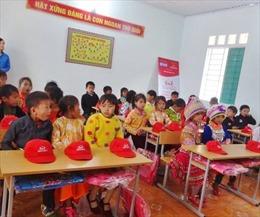 Khánh thành 3 điểm trường tại Hà Giang và Lai Châu