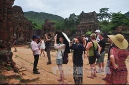 Khách quốc tế quan tâm chuyện bảo tồn Di sản văn hóa Mỹ Sơn