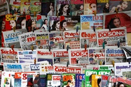 Giải báo chí toàn quốc về đấu tranh phòng, chống tham nhũng, lãng phí