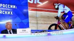 Nga thành lập hệ thống độc lập mới chống doping