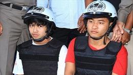 Tòa án Thái Lan giữ nguyên án tử hình 2 người Myanmar trong vụ sát hại du khách Anh