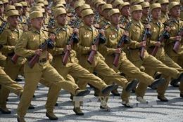Triều Tiên chuẩn bị duyệt binh quy mô lớn