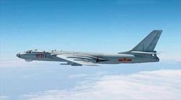 Nhật Bản điều máy bay theo dõi 13 chiến đấu cơ Trung Quốc