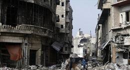 Nga san phẳng đầu não khủng bố gần Aleppo, diệt 19 chỉ huy cao cấp