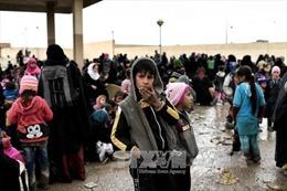 Xuất hiện dấu hiệu sử dụng vũ khí hóa học ở Mosul