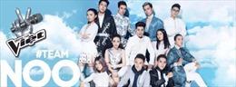 Team Noo lộ diện 11 cá tính âm nhạc tại The Voice 2017