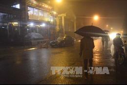 Đêm 27/3: Cả nước có mưa, Nam Bộ đề phòng dông sét