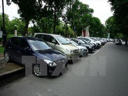 Thanh lý 761 xe công, giá trung bình mỗi xe hơn 46 triệu đồng