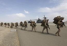 Thủy quân lục chiến Mỹ đặt chân đến Syria