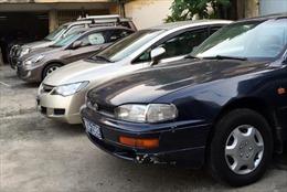 Giải quyết chế độ chính sách cho lái xe khi khoán kinh phí xe công