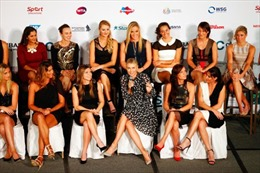 Sao WTA người nói móc, người bảo vệ Maria Sharapova trở lại