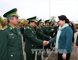 Chủ tịch Quốc hội thăm và làm việc tại tỉnh Lai Châu