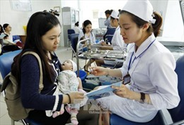 Vắc xin là cách tốt nhất để phòng bệnh ho gà cho trẻ