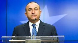 Hà Lan không cho Ngoại trưởng Thổ Nhĩ Kỳ bay đến Rotterdam