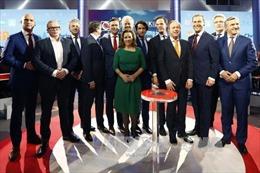 Cử tri Hà Lan bắt đầu đi bỏ phiếu bầu Quốc hội mới