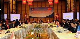 ASEAN phấn đấu hoàn tất khung COC trước giữa năm 2017