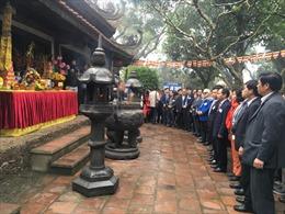 Quảng bá danh lam thắng cảnh Hà Nội qua 'Du xuân hữu nghị 2017'