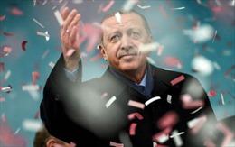Lời kêu gọi kỳ lạ của Tổng thống Thổ Nhĩ Kỳ