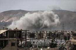 Quân đội Syria giành lại các cứ điểm ở thủ đô