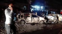 Xe bom liều chết xé nát khu chợ Baghdad, gần 70 người thương vong