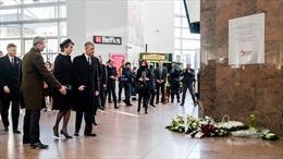 Bỉ đánh dấu 1 năm vụ khủng bố Brussels