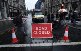 Đã xác định tổ chức đứng sau vụ tấn công bên ngoài Quốc hội Anh