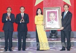 Chủ tịch nước dự Lễ kỷ niệm 25 năm tái lập tỉnh Ninh Bình
