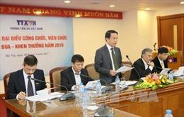 Thông tấn xã Việt Nam tiếp tục đổi mới phong trào thi đua