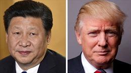 Trước thềm cuộc gặp thượng đỉnh đầu tiên giữa Donald Trump và Tập Cận Bình