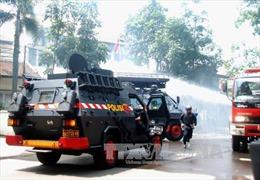 Indonesia gia hạn chiến dịch truy quét phiến quân cực đoan