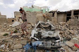 Iraq mở chiến dịch không kích gần biên giới Syria, tiêu diệt hơn 150 tay súng IS