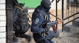 Nga bắt đối tượng trong vụ tấn công đơn vị quân đội ở Chechnya