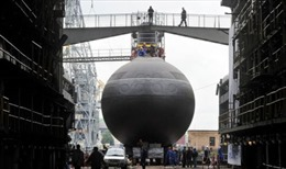Nga đóng hàng loạt tàu ngầm hạt nhân mới 'xứng tầm' đối thủ Mỹ